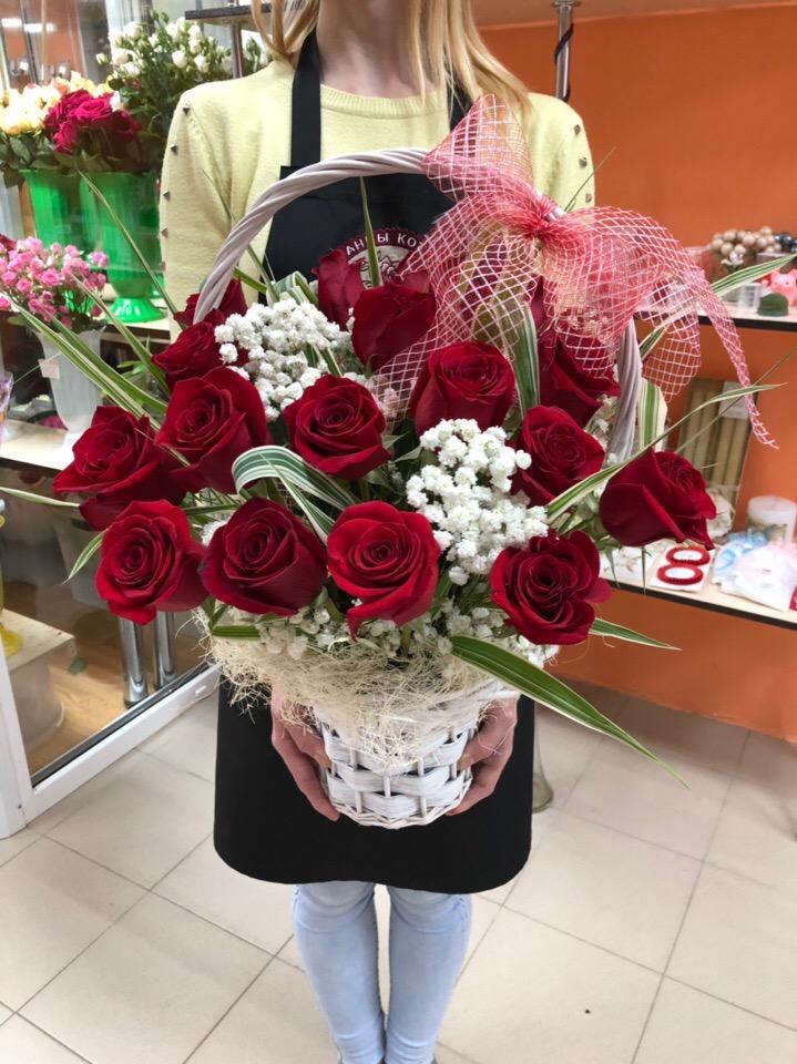 Оптовая продажа цветов в сыктывкаре